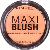 Румяна «Maxi blush» sweet cheeks, тон 004, 9г.