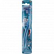 Зубная щетка детская «Aquafresh» Advance, мягкая, 9-12 лет