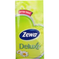 Салфетки бумажные «Zewa» Deluxe, 10 платочков.