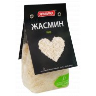 Крупа рисовая «Ярмарка» жасмин, 350 г.