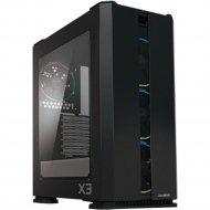 Корпус «Zalman» X3 Black.