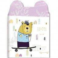 Блокнот «Медведь» 32 листа.
