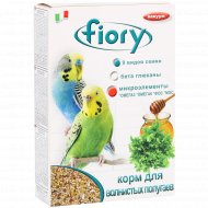 Корм для волнистых попугаев «Fiory» 400 г.