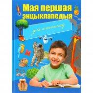 Книга «Мая першая энцыклапедыя. Для хлопчыкаў». М. В. Адамчык.