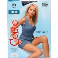 Колготки женские «Conte» Tango,nero, 20 den.
