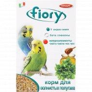 Корм для волнистых попугаев «Fiory» 1 кг.