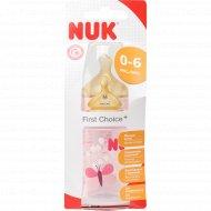 Бутылочка «Nuk» First Choise Plus, 150 мл.