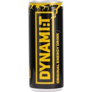 Напиток «Dynami:T» Original Energy Drink, 0.25 л.