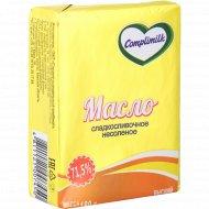 Масло «Complimilk» сладкосливочное, несоленое, 71.5%, 180 г