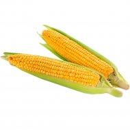 Кукуруза в початках, 1 кг, фасовка 0.4-0.5 кг