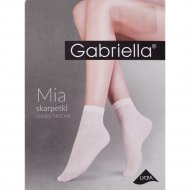 Носки женские «Mia» 20 den, размер 23-27, черный