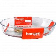 Форма для выпечки «Borcam» овальная, 240х350 мм.