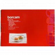 Форма «Borcam» 59284 1028683, овальная с ручками, 185х240 мм.