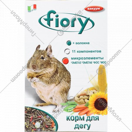 Корм для дегу «Fiory» 800 г.