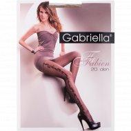 Колготки женские «Gabriella» Fabien, 20 den, размер 3, бежевый