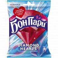 Жевательный мармелад с кислым и сладким вкусами «Diamond Hearts» 65г