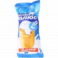 Мороженое «Белый Полюс» с ароматом ванили, 75 г.