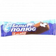 Мороженое «Белый полюс» с ароматом ванилина, 12%, 75 г.