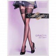 Колготки женские «Gracya» 20 den, перламутр, размер 2
