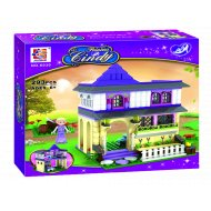 Конструктор Jilebao «Замок золушки», 6030.