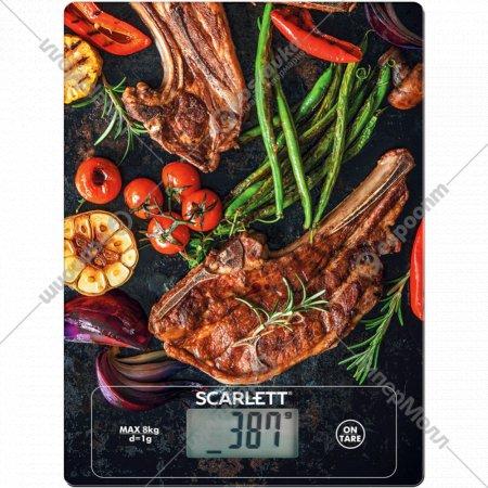 Весы кухонные «Scarlett» SC-KS57P39.