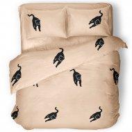 Комплект постельного белья «Samsara» Коты, полуторный, 150-1