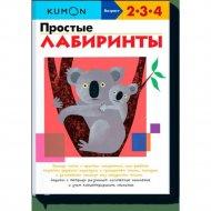 Книга «Простые лабиринты».