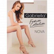 Колготки женские «Gabriella» Nova, 20 den, размер 3, бежевый