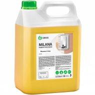 Крем-мыло жидкое «Milana» молоко и мед 5 л.