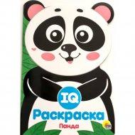 Раскраска «Панда».