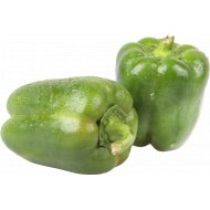 Перец зеленый, 1 кг, фасовка 0.65-0.7 кг