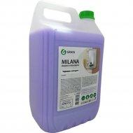 Крем-мыло жидкое «Milana» черника в йогурте 5 л.