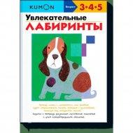 Книга «Увлекательные лабиринты».