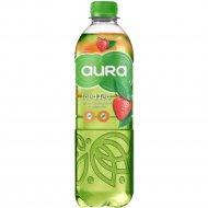 Чай холодный «Aura Iced Tea» улун со вкусом клубники, 0.5 л