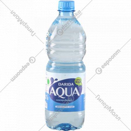 Вода питьевая «Дарида» негазированная 0.75 л.
