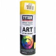 Аэрозольная краска «Tytan» желтая RAL1018, 400 мл.