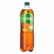 Чай холодный «Aura Iced Tea» чёрный с лимоном, 1 л
