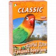 Корм для средних попугаев «Classic» 400 г.