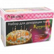 Набор для декорации торта «Кондитер».