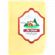 Сыр «Гройцер» экстра, 50 %, 200 г.