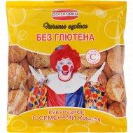 Печенье кукурузное «Рототайка» с киноа на сорбите, без глютена, 200 г