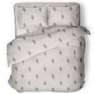 Комплект постельного белья «Samsara» Перья, двуспальный, 200-11