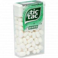 Драже «Tic Tac» со вкусом мяты, 49 г.