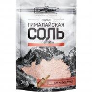 Соль гималайская «Приправка» розовая, 200г