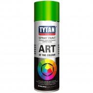 Аэрозольная краска «Tytan» светло-зеленая RAL6018, 400 мл.