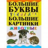 Книга«Животные. Большие буквы, большие картинки