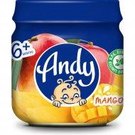 Пюре «Andy» из манго, 80 г.