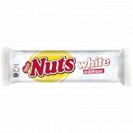 Конфета «Nuts» покрытая белым шоколадом, 60 г.