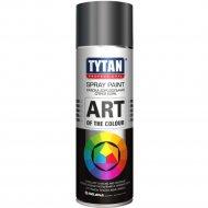Аэрозольная краска «Tytan» серая RAL6018, 400 мл.