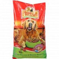 Сухой корм для собак «Propesko» ягненок, рис и овощи, 10 кг.